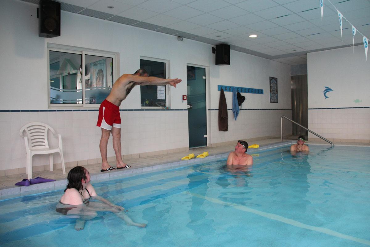 natation adultes